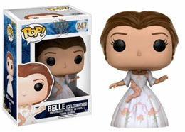DISNEY FUNKO POP LA BELLE ET LA BETE FIGURINE CELEBRATION BELLE