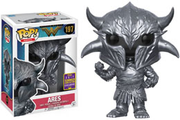 SDCC 2017 FUNKO POP ARES EXCLUSIVE - WONDER WOMAN