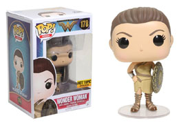 WONDER WOMAN FUNKO POP WONDER WOMAN AMAZON  LIMITED EDITION