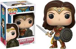 FUNKO POP WONDER WOMAN MOVIE WONDER WOMAN