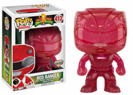 POWER RANGERS TELEPORTING RANGERS LIMITED EDITION RED RANGER