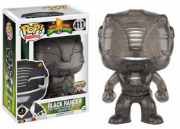 POWER RANGERS TELEPORTING RANGERS LIMITED EDITION BLACK RANGER