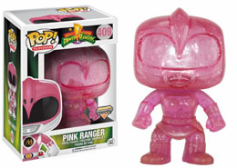 POWER RANGERS TELEPORTING RANGERS LIMITED EDITION PINK RANGER