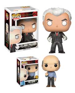 FUNKO POP TWIN PEAKS LELAND PALMER & THE GIANT (VERSION CHASE SI ACHAT DE 6 PIÈCES)