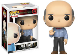 FUNKO POP WIN PEAKS THE GIANT