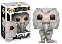 FIGURINE FUNKO POP FANTASTIC BEASTS DEMIGUISE