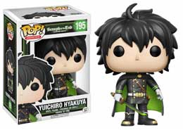 FUNKO POP! ANIMATION SERAPH OF THE END - YUICHIRO HYAKUYA