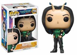 FIGURINE FUNKO POP MANTIS LES GARDIENS DE LA GALAXIE VOL.2