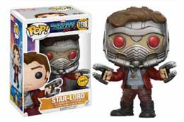 Photo du produit FUNKO POP LES GARDIENS DE LA GALAXIE VOL. 2 STAR-LORD Photo 1