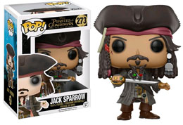 PIRATES OF THE CARIBBEAN DEAD MEN TELL NO TALES  FUNKO POP JACK SPARROW