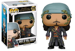 PIRATES OF THE CARIBBEAN DEAD MEN TELL NO TALES  FUNKO POP GHOST OF WILL TURNER