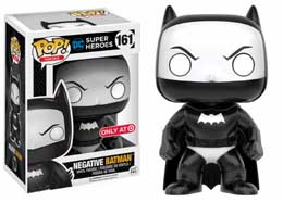 FUNKO POP NEGATIVE BATMAN