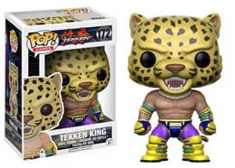FUNKO POP TEKKEN KING