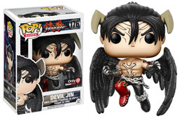 TEKKEN FUNKO POP! FIGURINE DEVIL JIN