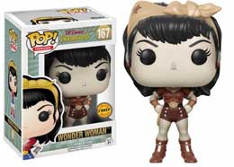 Photo du produit DC COMICS FUNKO POP BOMBSHELL WONDER WOMAN Photo 1