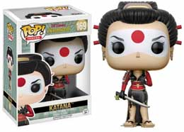Photo du produit DC COMICS FUNKO POP BOMBSHELL KATANA