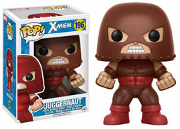 X-MEN POP! MARVEL VINYL FIGURINE BOBBLE HEAD JUGGERNAUT