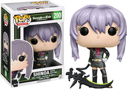 FUNKO POP SERAPH OF THE END LIMITED EDITION SHINOA WITH SCYTHE