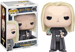 Photo du produit HARRY POTTER FUNKO POP LUCIUS MALFOY (HOLDING PROPHECY)