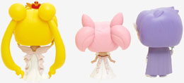 Photo du produit PACK 3 FUNKO POP SAILOR MOON QUEEN SERENITY, SMALL LADY, KING ENDYMION EXCLUSIVE Photo 2