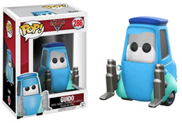 FUNKO POP CARS 3 GUIDO