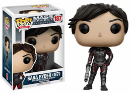 MASS EFFECT ANDROMEDA FUNKO POP SARA RYDER N7 LIMITED EDITION
