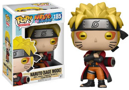 FUNKO POP NARUTO (SAGE MODE)