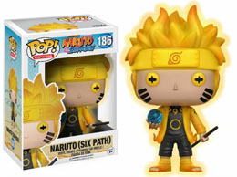 Photo du produit FUNKO POP NARUTO SIX PATHS LIMITED EDITION