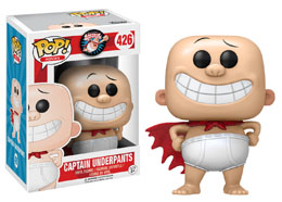 Photo du produit CAPTAIN UNDERPANTS FUNKO POP CAPTAIN UNDERPANTS