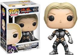 Photo du produit FUNKO POP TEKKEN LIMITED EDITION NINA WILLIAMS