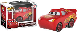FUNKO POP CARS 3 LIGHTNING MCQUEEN CHROMED