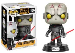 FUNKO POP STAR WARS REBELS THE INQUISITOR