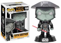 FUNKO STAR WARS REBELS FIFTH BROTHER