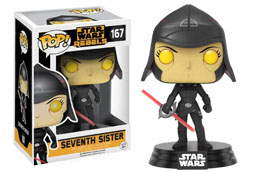 STAR WARS REBELS POP! VINYL BOBBLE HEAD SEVENTH SISTER