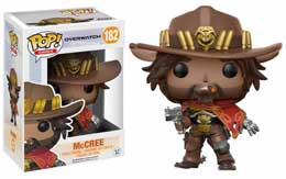 FUNKO POP OVERWATCH MCCREE
