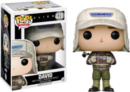 FUNKO POP ALIEN COVENANT DAVID (RUGGED)