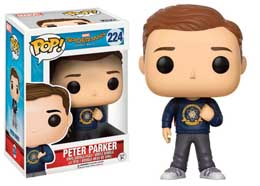 SPIDER-MAN HOMECOMING FUNKO POP PETER PARKER