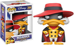 DISNEY FUNKO POP MYSTER MASK NEGADUCK