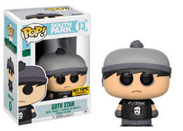 FUNKO POP SOUTH PARK GOTH STAN EXCLUSIVE