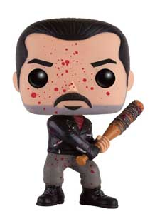 FUNKO POP WALKING DEAD BLOODY NEGAN LIMITED EDITION