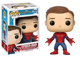 SPIDER-MAN HOMECOMING FUNKO SPIDER-MAN (UNMASKED)