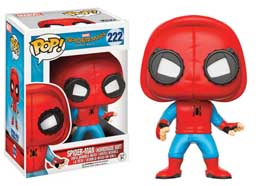 SPIDER-MAN HOMECOMING FUNKO POP SPIDER-MAN (HOMEMADE SUIT)