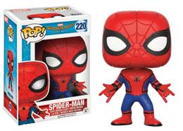 SPIDER-MAN HOMECOMING FUNKO POP SPIDER-MAN