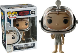 FUNKO POP! STRANGER THINGS ELEVEN UNDERWATER LIMITED EDITION