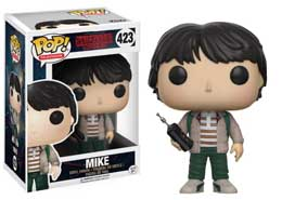 FIGURINE FUNKO POP STRANGER THINGS MIKE WITH TALKIE WALKIE