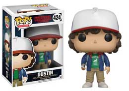 FIGURINE FUNKO POP STRANGER THINGS DUSTIN