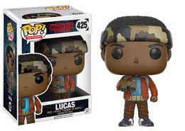FIGURINE FUNKO POP STRANGER THINGS LUCAS