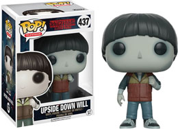 Photo du produit FUNKO POP! STRANGER THINGS WILL UPSIDE DOWN LIMITED EDITION