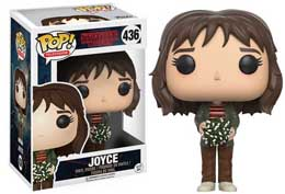 Photo du produit STRANGER THINGS POP! TV VINYL FIGURINE JOYCE