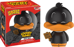 LOONEY TUNES SUGAR DORBZ FIGURINE DAFFY DUCK
